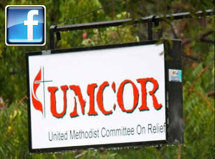 Go to UMCOR Facebook Page