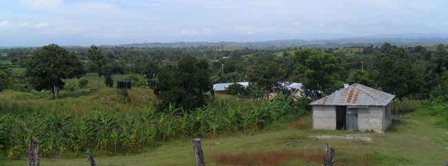 home in Haiti