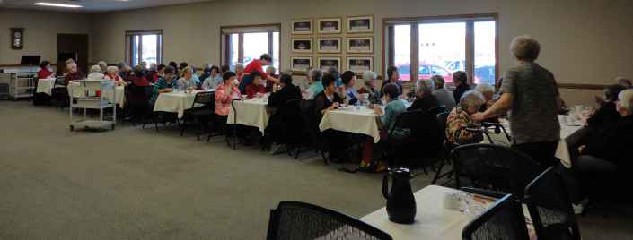 UMW 2015 Christmas Luncheon