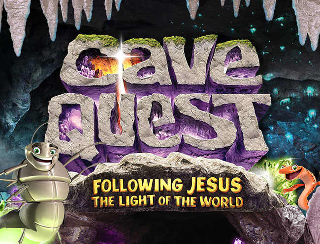 Cave Quest VBS at Seward United Methodist Church 2016