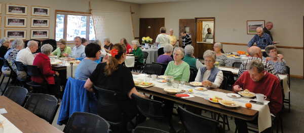 2016 Lenten Lunch Seward United Methodist Church