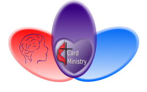 Card Ministry - Caring for the Mind Logo