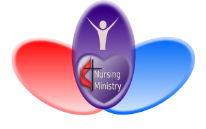 Nursing Ministry - Caring for the Body Logo