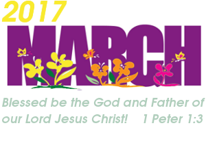 March 2017 icon