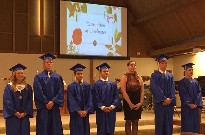 2017 Graduates recognized