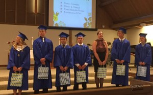 Graduates with Gifts