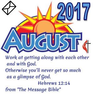August newletter icon