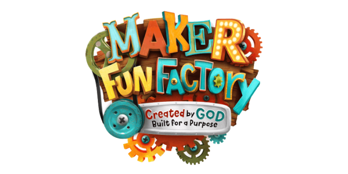 Maker Fun Factory VBS logo