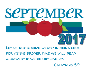 september newsletter icon