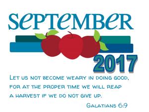 september newsletter icon