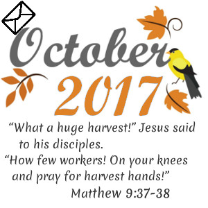 October newletter icon