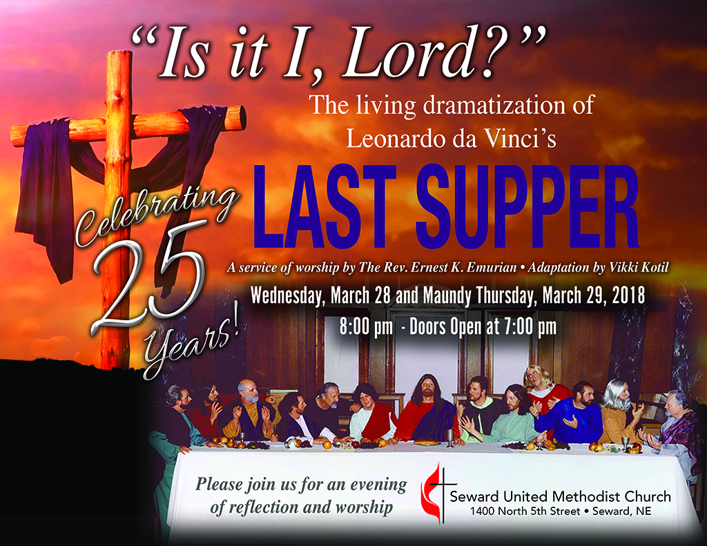 Living Last Supper 2018