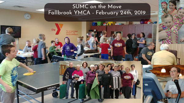 Fallbrook YMCA SUMC on the Move