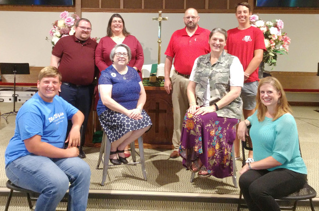 Seward United Methodist Church Worship Staff